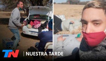 Santiago del Estero: 7 días varados en la ruta a la intemperie esperando para entrar a la provincia