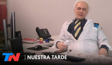 """TARICO FAKE NEWS: Volvió """"El consultorio del Dr. Ginés"""" al living de NUESTRA TARDE"""