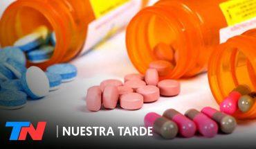 Zombies de cuarentena: se duplicó la venta de fármacos | NUESTRA TARDE