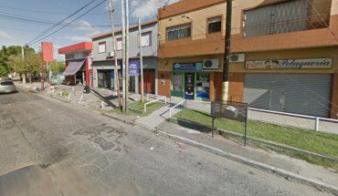 Video: iba a trabajar y lo balearon para robarle la moto en Quilmes