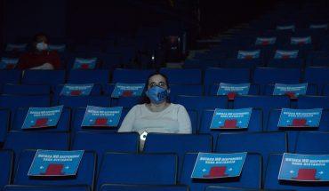 abrirán los teatros a 30% de su capacidad