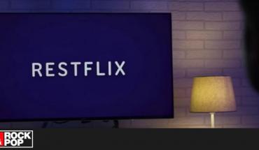 es igual que Netflix, pero para dormir