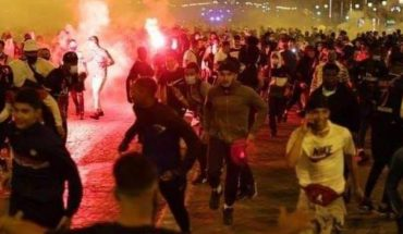 148 people arrested in Paris over riots after Champions League final