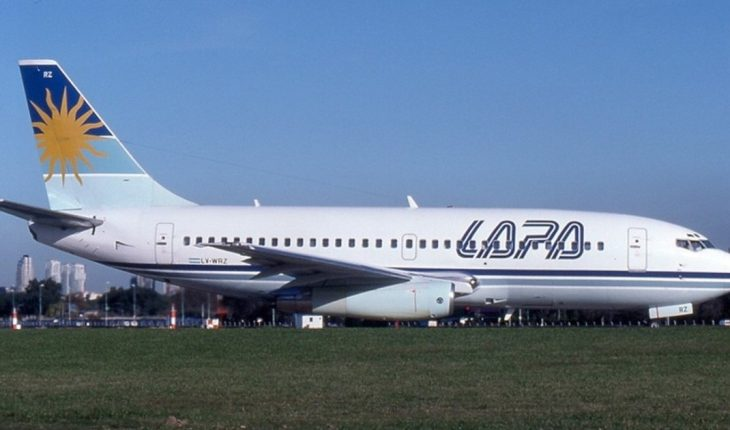 21 years ago the crash of flight 3142 LAPA occurred