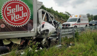 A man was injured in commercial vehicle accident, in Jimenez