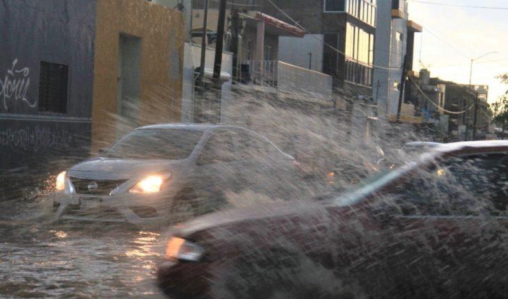 All Sinaloa on Green Alert by Hurricane Genevieve