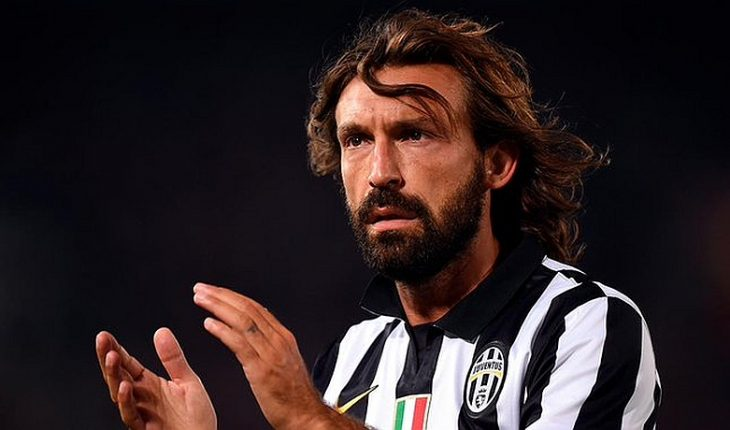 Andrea Pirlo became new coach of Juventus