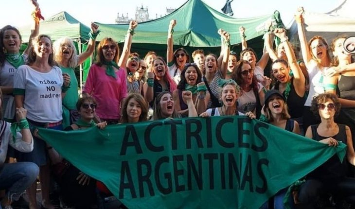 Argentine Actresses' Open Letter to the Government Over the Crisis In Which They Are Going