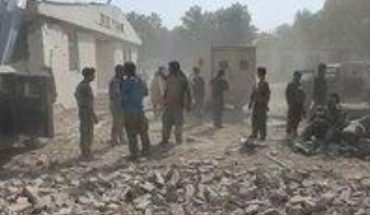 At least 4 killed and 41 wounded in Afghanistan truck bombing