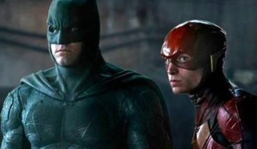 "Ben Affleck will be Batman again in ""The Flash"": next to Michael Keaton?"