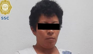 'Big Mama' alleged Coordinator of the Tepito Union is arrested in CDMX