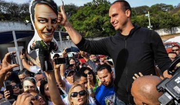 """Bolsonaro's son criticized Argentina's """"venezualization"""""""