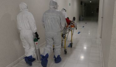 COVID contagions and hospitalizations drop in CDMX: Sheinbaum