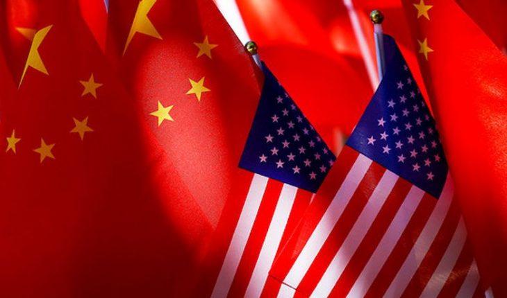 China condemns U.S. sanctions against Hong Kong chief executive