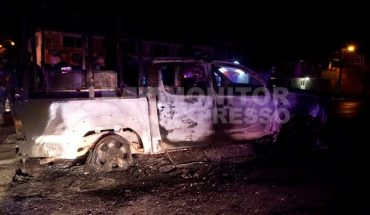 Comuneros burn patrols and assault policemen for alleged old anges, Hidalgo City