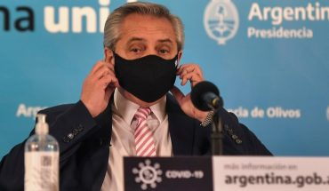 Covid-19: Alberto Fernández to meet with AstraZeneca global CEO