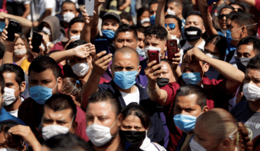 Covid-19: Disease advances in Mexico with new contagion record