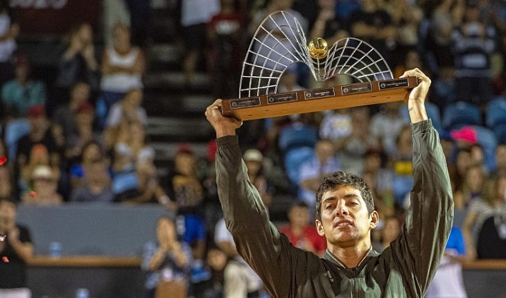 """Cristian Garin: """"I find it super complicated for tennis to return"""""""
