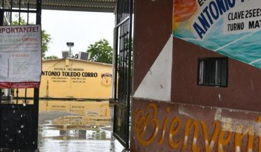 During the Covid-19 pandemic, schools at all three levels have been damaged in Mazatlan