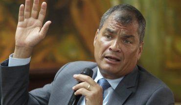 Ecuador: Justice reverses suspension of Rafael Correa party