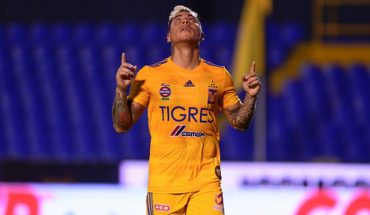 Eduardo Vargas approaches Atlético Mineiro for differences with Tigres