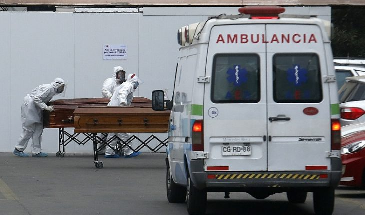 Epidemiological report: COVID-19 deaths border 14,000 people