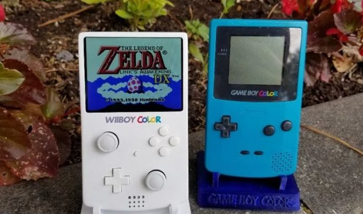 Fanatic creates a portable Wii the size of a Game Boy Color