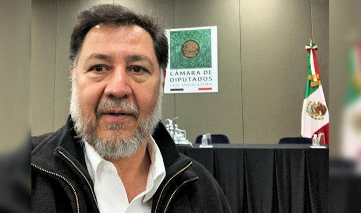 Fernández Noroña says PT to head Board of Directors in San Lázaro