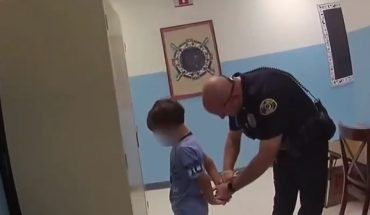 Florida Police Detain 8-Year-Old in The Middle of Class (Video)