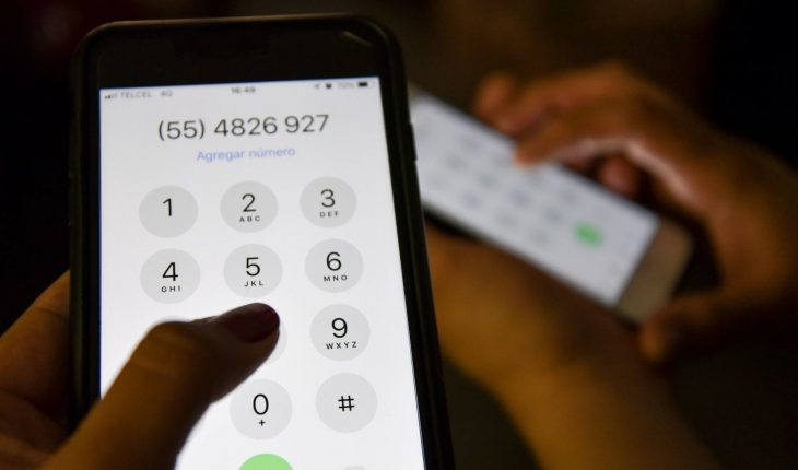 From August 3, new phone dialing begins in Mexico