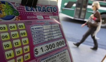 He won a millionaire prize but they're looking for him because he didn't find out.