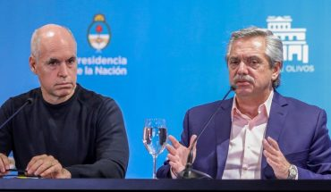 Individual sports and shops: axes of the Fernández - Larreta meeting
