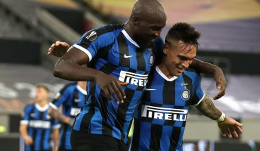 Inter scored 5-0 against Shakhtar and will face Sevilla in the Europa League final