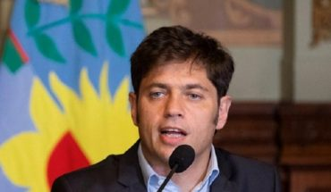 Kicillof negotiated with the opposition and secured agreement to take debt for $500 million