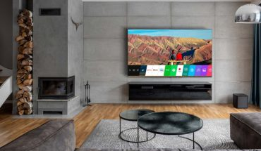 LG launches innovative 65' NanoCell TV