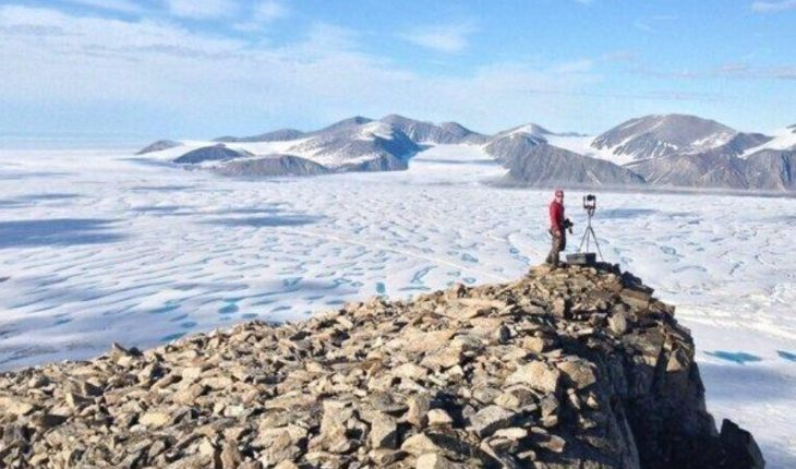 Last intact ice shelf in Canada breaks