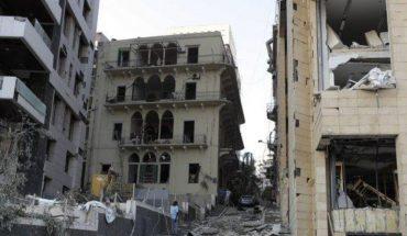 Lebanese face devastation after massive Beirut explosion