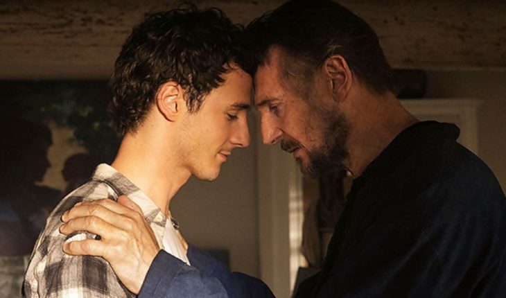 """Liam Neeson stars with his son """"Made in Italy"""": """"a healing process"""""""