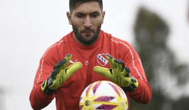 Martin Campaign declared itself free of Independiente and the club responded