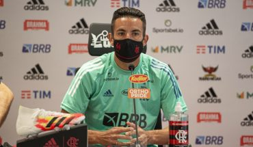 "Mauricio Isla is featured at the Flamengo and makes a nod to the U: ""It's a beautiful challenge for me"""