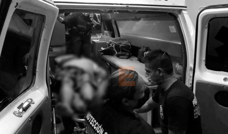 Mecánico queda herido tras agresión a balazo en la colonia La libertad de Zamora, Michoacán