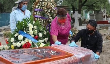 Mexico reaches what Gatell called catastrophic scenario: 60,000 deaths