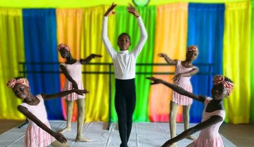 Nigerian boy impresses on social media with his ballet (Video)