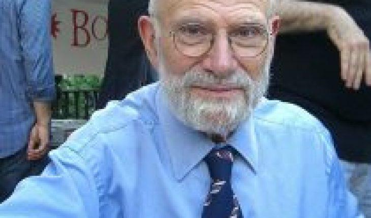 Oliver Sacks' hallucination machine