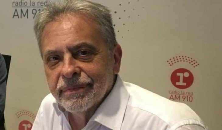 Pain over the death of sports journalist Marcelo Baffa