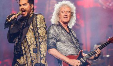 Queen will release a live album with Adam Lambert