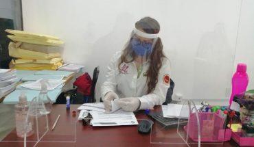 Raúl Morón preventive measures within the Government of Morelia