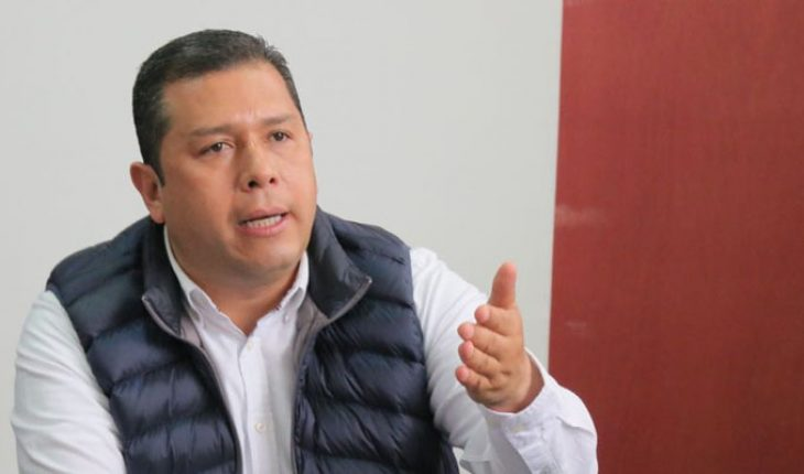 """Resigns from PRD Michoacán Juan Carlos Barragán, """"single group interests are privileged"""""""