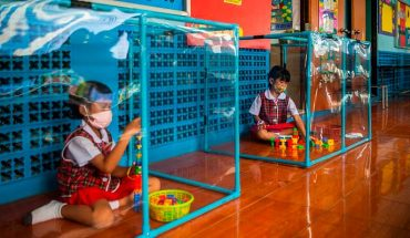 Schools in Thailand did take things seriously with covid-19