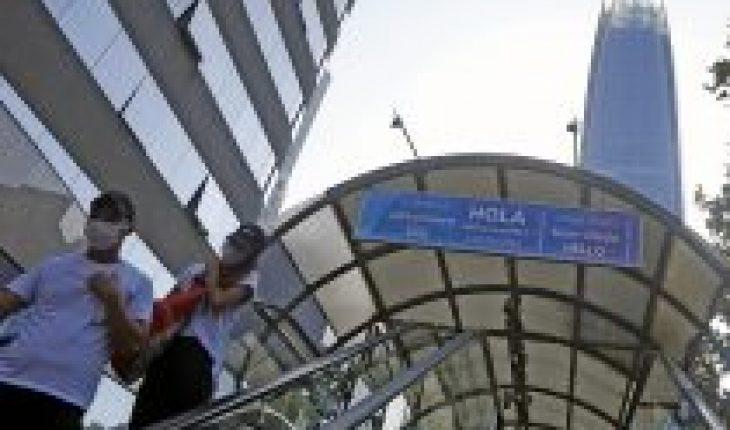 Starting tomorrow: Mall Costanera Center will begin gradual reopening process
